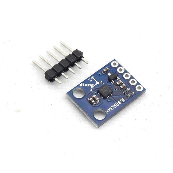 3 в-5 в HMC5883L тройной оси компаса магнитометр модуль датчика для Arduino