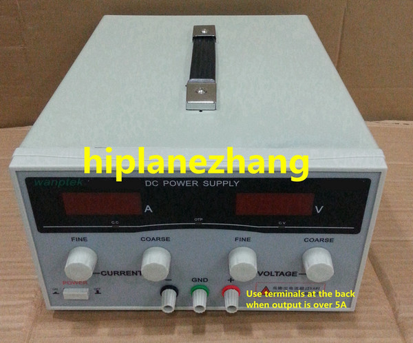 Adjustable Variable DC Switching Power Supply Output 0-30V 0-20A Support AC110-220V KPS3020D