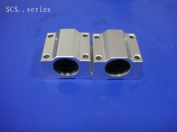Pillow Block Bearings Liner Motion Ball Units Series SCS13UU 13mm Freeship