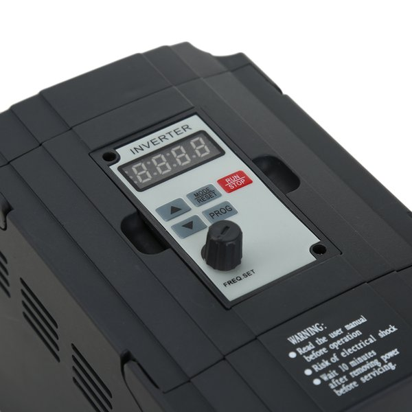 High Quality and Low Price AC Variable Speed Drive For 240V 2.2kw ...