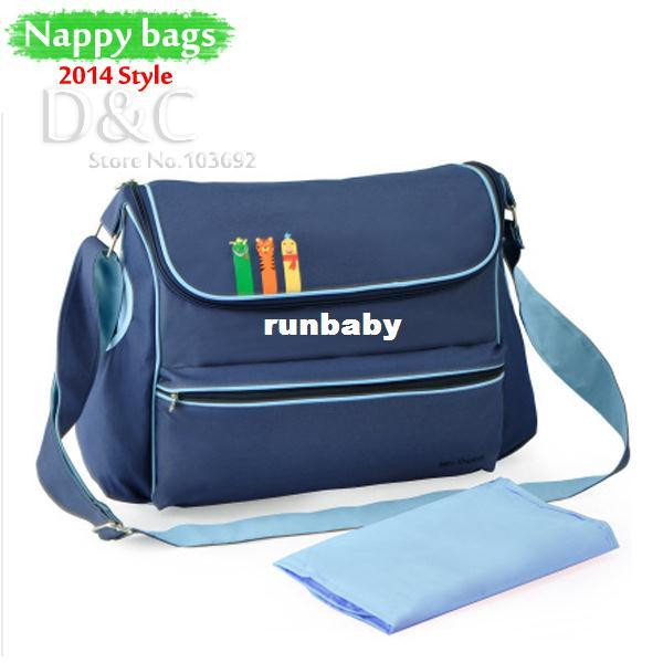 Moda çok fonksiyonlu bolsa maternidade bebek bezi Bezi nappy çanta analık çanta omuz bayanlar messenger Bezi çanta