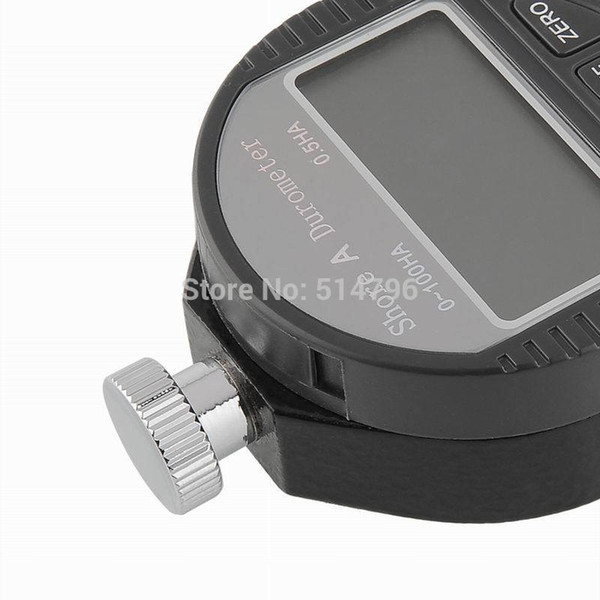1 Stück Digital LCD Tester 0-100HA Shore A Härte Durometer Reifen Gummi Meter KG