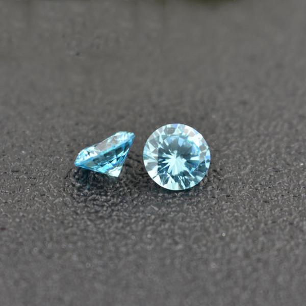 March-Aquamarine cz
