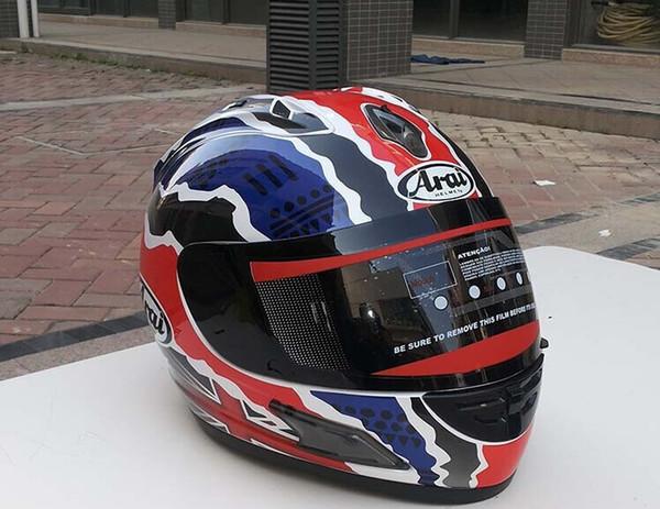 All'ingrosso-2015 2015 casco moto casco integrale casco ARAI RX-7 RR5 Doohan Retro