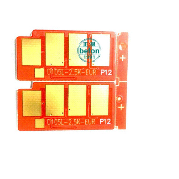 Samsung Lazer Yazıcı Için MLT-D105S Toner Çip, Samsung Kartuş ML-1910 1915 2525 4601 4606 4623 CF-650 Çip, Ücretsiz Kargo