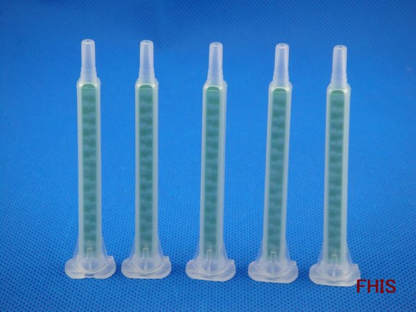 Wholesale AB glue tube Resin Static Mixer F6-16 Mixing Nozzles for Duo Pack Epoxies