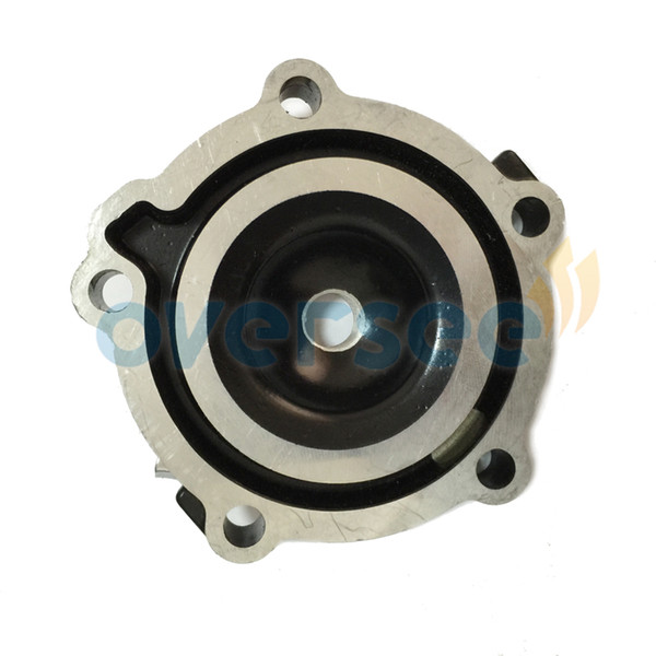 OVERSEE Cylinder Head Cover 369-01001-0 Replaces to Tohatsu Outboard Spare Engine Parts Model 5HP M5B 369010010