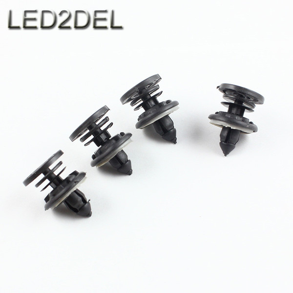 Door Trim Panel Retainers Clips For VW GOLF AUDI Push Type fixed snap Interior garnish Moulding Fastener Clip Rivet