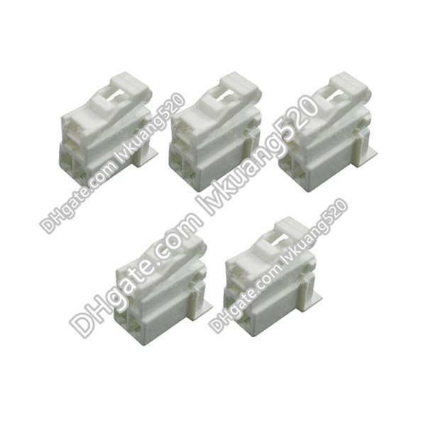 5 Sets 3 Pin Female Waterproof car with end connectors car connector block DJ70311B-6.3-21