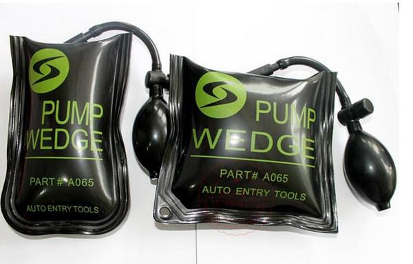 best selling Latest Genuine U shape KLOM Tool AirBag Vices Door Wedge Car Automobile Pump 3 sizes