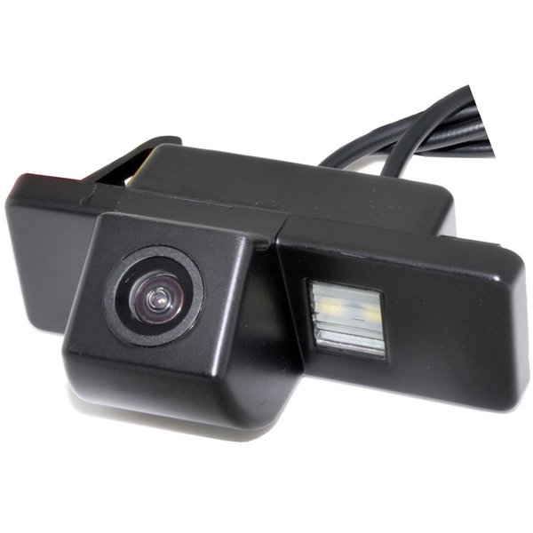 La più recente videocamera HD CCD con retro vista posteriore per Nissan QASHQAI X-TRAIL Citroen C4 C5 C-Triomphe Peugeot 307 cc Promozione per il parcheggio