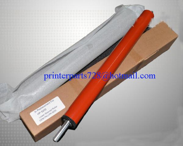 New Compatible RM1-2962-000 LPR-5200-000 Pressure roller for hp 5200 M5025 M5035 Printer Fuser low pressure roller good quality