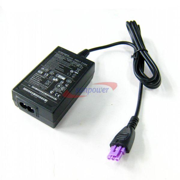 Adaptador de fuente de alimentación de CA 30V 333mA para HP 0957-2286 Impresora Deskjet 1050 1000 2050, sin cable de CA