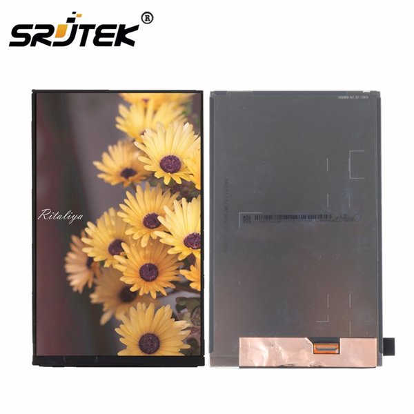 """Wholesale- Srjtek For 8"""" Lenovo Tab 2 A8-50F A8-50LC New LCD Display Screen Panel Monitor Moudle Repair Part Replacement 100% Tested Well"""