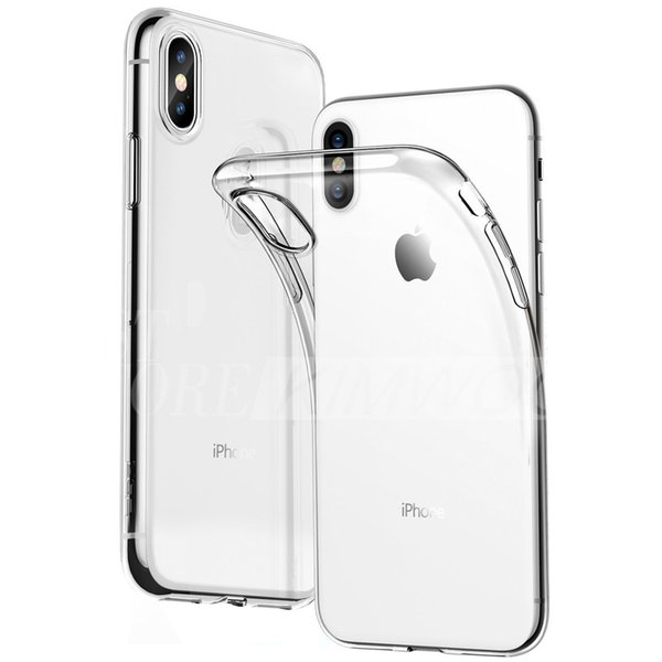 top popular Ultra-Thin TPU Case For iPhone 11 Pro Max XR XS MAX X 7 8 6 plus Note 10 S10 S9 S8 Plus P20 P30 Pro Silicone Soft Cover 2019