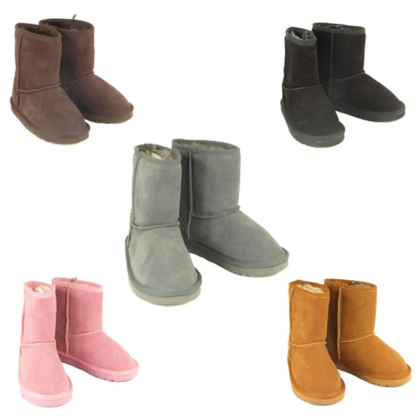11c5c987446 5281 U G G Real Australia Boots High Quality Kid Boys Girls Children Baby  Warm Snow Boots Teenage Students Snow Winter Boots Kid Boots For Girls  Girls ...