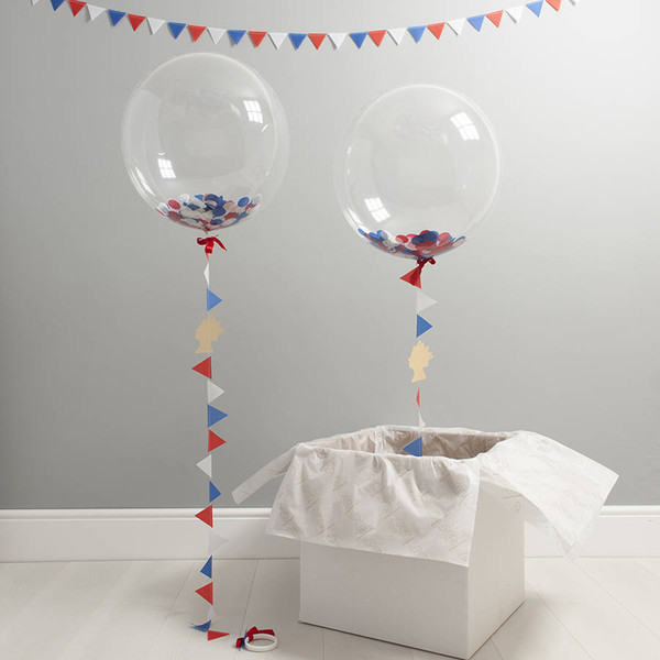 top popular Wrinkle-free 24-inch round wave ball festival party decoration can be reusable durable balloon wholesale free shipping 2020