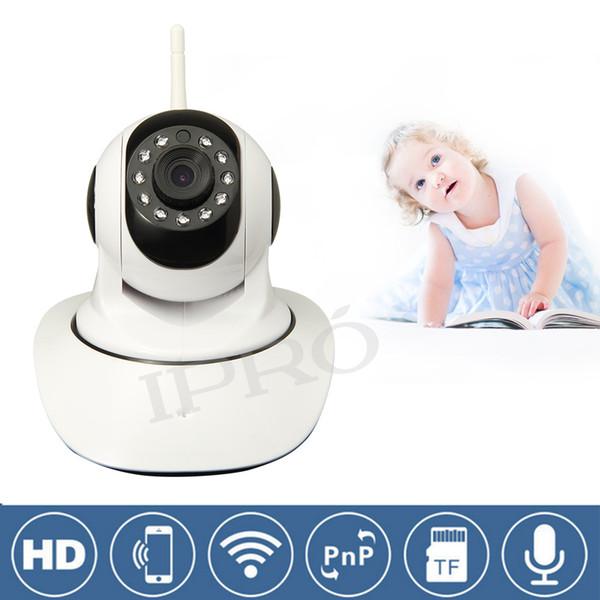 IP-Kamera WiFi Wireless Netzwerk Mini drehbare intelligente Überwachungskamera verteidigen für Familie HD Cctv Unterstützung Android IOS PC Smart