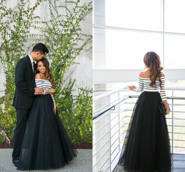 top popular Floor Length Black Tulle Skirts For Women High Waisted Fluffy Spring Autumn Long Skirts DIY Fashion Formal Skirts 2021
