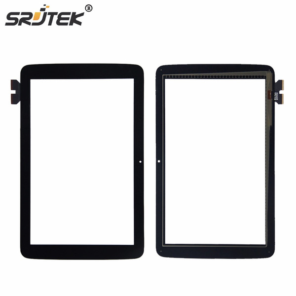 "Wholesale- Srjtek 10.1"" For LG G Pad 10.1 V700 VK700 Touch Screen Digitizer Sensor Glass Panel Tablet PC Replacement Parts"