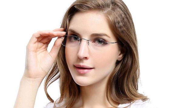 38be096a96 Retail Silhouette Rimless Optical Frames Ultra Light Non Screw Eyeglasses  Frames Go With Original Cases Stetson Eyeglass Frames Titanium Eyeglass  Frames For ...