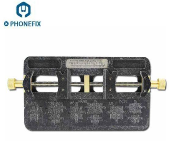 FIXPHONE WL universal Fixture Hochtemperatur-Telefon IC Chip Motherboard Jig PCB Board Halter Wartung Reparatur Mould Tool für iphone