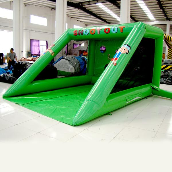new design Inflatable football game for adults and kids inflatable sport game for kids inflatable toy for outdoor game