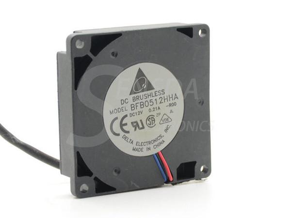 DELTA BFB0512HHA DC 12V 0.24A 50X50X10MM 5CM server cooling fan