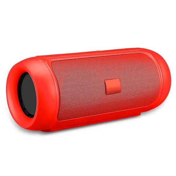 Red_Speaker مع الشعار