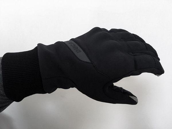 top popular 2016 New Style REVIT Ducati Urban 14 motorcycle gloves motorbike glove keep warm in winter WINDSTOPPER black size M L XL 2019