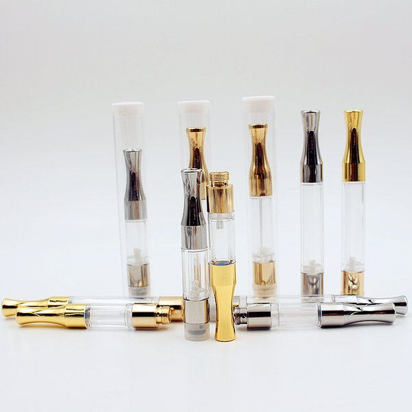Wee d E Cigarette no leaking G2 cartridge disposable CB D vaporizer tank 5ml .8ml ce3 bud cartridge 510 oil atomizer w