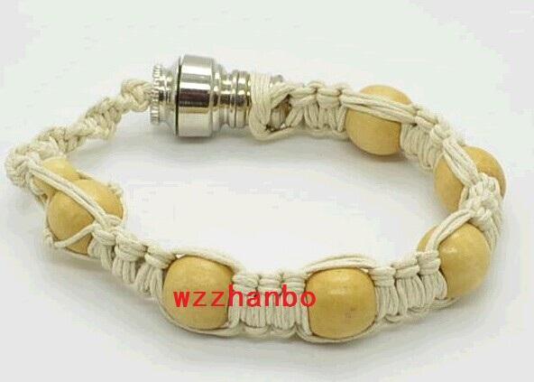 stash bracelet Stealth Pipe click n vape incognito bracelet smoking pipe for tobacco discreet sneak a toke