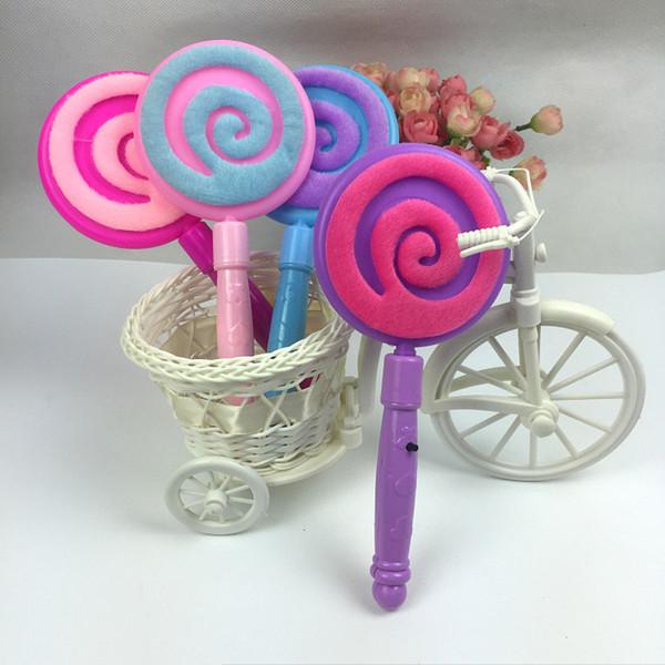 luminous lollipop fairy sticks flash children toy princess magic bar gift