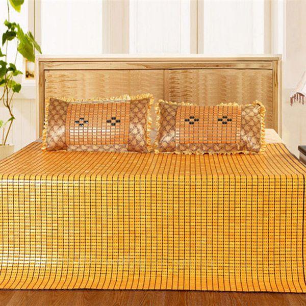 Summer sleeping mat Bamboo bed cover High-end bed-mat for summer brand bed sheet