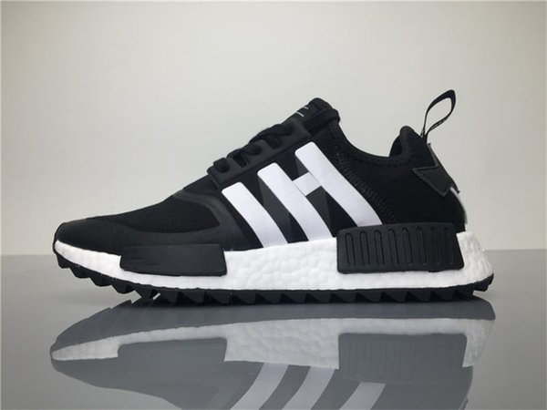 san francisco 62502 0d305 Best Quality Wm X Nmd Trail Pk White Mountaineering Red Ba7519 Black Ba7518  Running Shoes For Men Popular Outdoor Streetwear Sneakers Size 11 At Cheap  ...