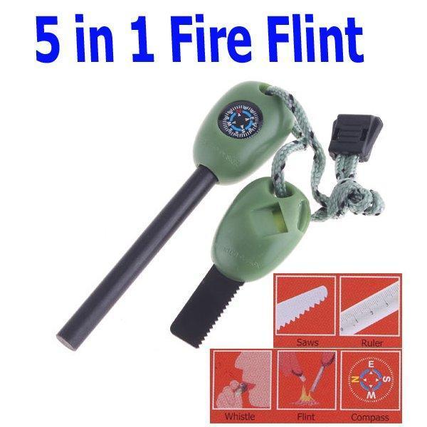 Satın Al / Flint Yangın Starter Whistle Püskürtmeli Cetvel Açık ...