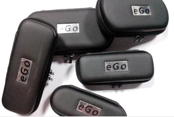 Caixa do ecig do saco da maleta do cigarro do e do zíper do ego caixa para casos do couro de CE4 CE5 MT3 para a pena do vape