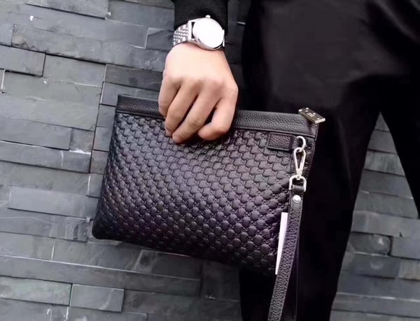 Mann Taschen Geldbörsen Mujer Großhandel High Männer Geldbörse Tasche Frauen Herren Handy Marke Clutch End Wallets Leder PTXOkuZi