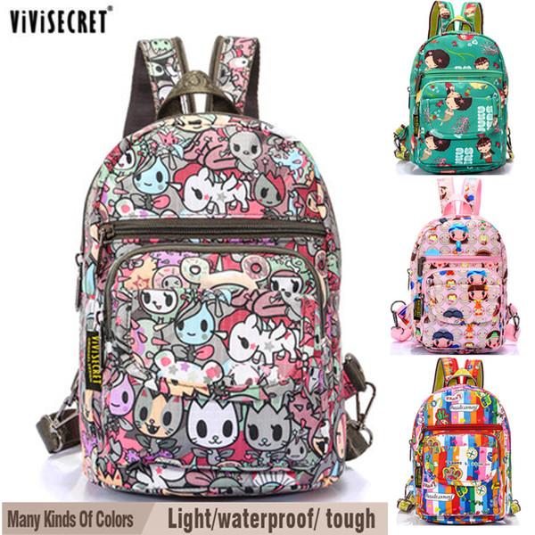 ViViSecret Cute Kids Waterproof Backpacks Good Quality School ...