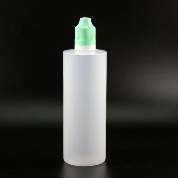 120 мл Двойные пробные пластиковые бутылки-капельницы 100 шт. С защитой от несанкцио