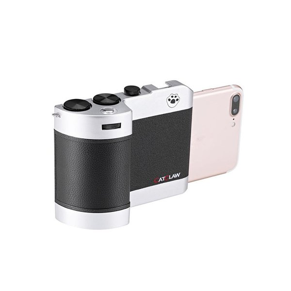 buy online b6335 6c25e Discount New Catclaw Phone Shooting Controller Transformer As Dslr Take  Photo Accessory 4.7/5.5 Camera Grip For Iphone 6 6s 7 8 Plus From China |  ...