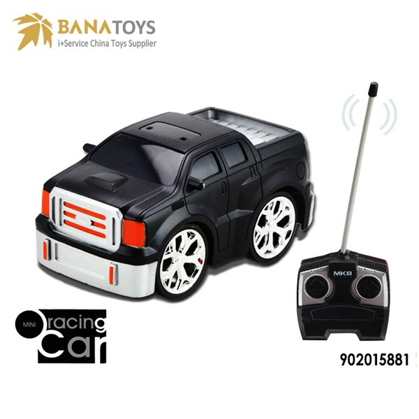 2017 R/C 4 Functions Car Innovative Products RC Car Electric Radio Control Children Toys Car Not Included 3*AAA Batteries Free Shipping
