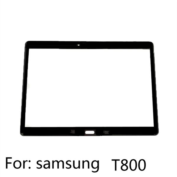 New T800 For Samsung Outer Glass Lens Replacement Parts for Samsung Galaxy touchscreen Front Screen Glass