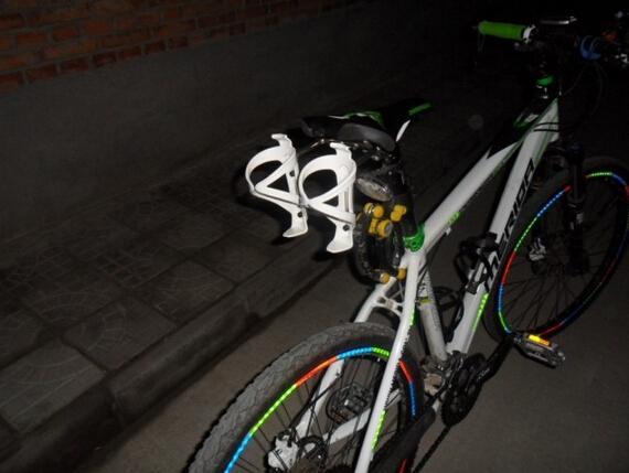 Toptan-2015 bisiklet bisiklet bisiklet Alüminyum Arka Dağı Eyer-Ray Braketi Su Şişesi Kafesleri tutucu Triatlon mtb yol Dağ