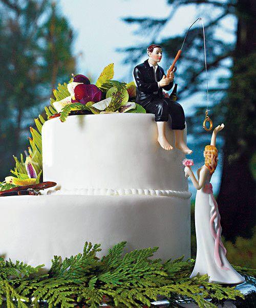 Neue Ankunft Braut Und Bräutigam Hochzeitstorte Angeln Kuchen Topper Personalisierte Hochzeitsgeschenke Dekorationen Kostenloser Versand