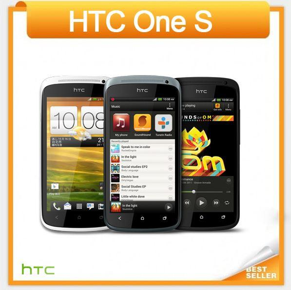 """Z560e Original Unlocked HTC One S Z520e Mobile phone 4.3"""" Touch Screen Android WIFI GPS Camera 8MP cellphone"""