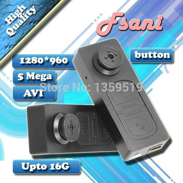HD düğmesi mini kamera S918 düğme Kamera 5.0 Mega Mini Kamera DV düğme DVR perakende paketi içinde pinhole kamera 50 adet / grup