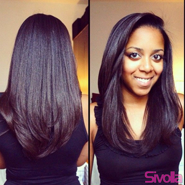 Top Grade Straight Brazilian,Cambodian,Mongolian Glueless Full Lace Wigs&Lace Frontal Wigs Silk Straight Virgin Human Hair With Baby Hair