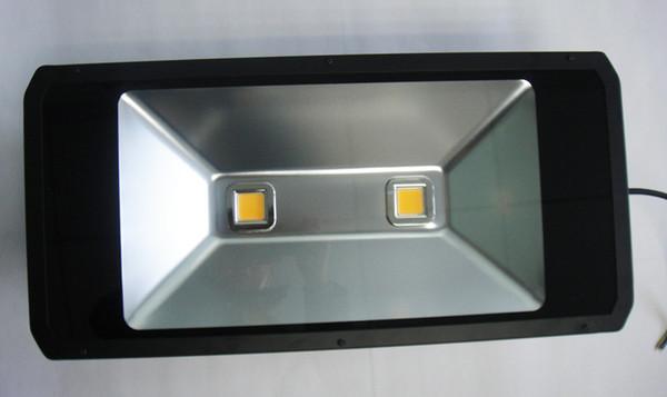 2x80W 160w led flood light tunnel light projection lighting Waterproof outdoor village walkway yard garden lamp Meanwell driver