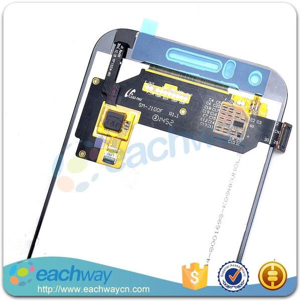 Al por mayor-Original Nueva pantalla LCD para Samsung GALAXY J1 J100 SM-J100F J100H J100F LCD pantalla táctil digitalizador de montaje de repuesto